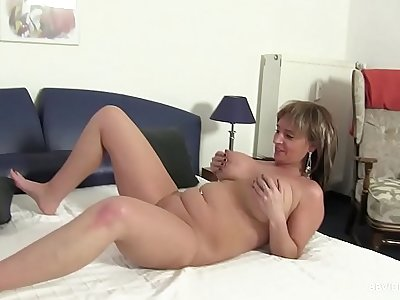 German threesome with 2 horny old matures and a senior stud