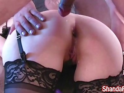 Kinky Canadian Milf Wants A Deep Anal Creampie!