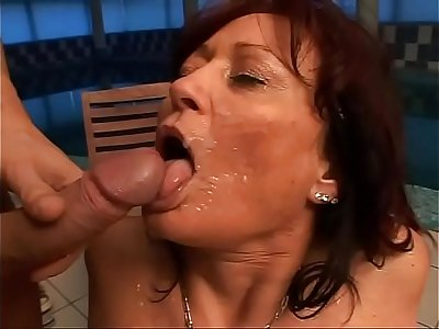 Milf in action #1