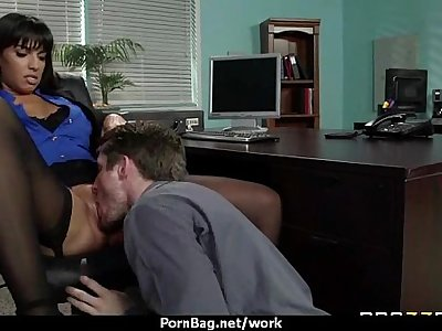 Office Secretary Hot Mom 6