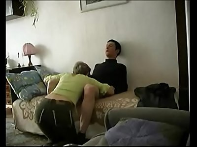 Mothers pleasing their sons compilation